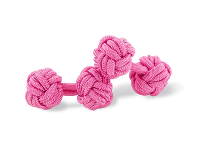 Pink Knot Links