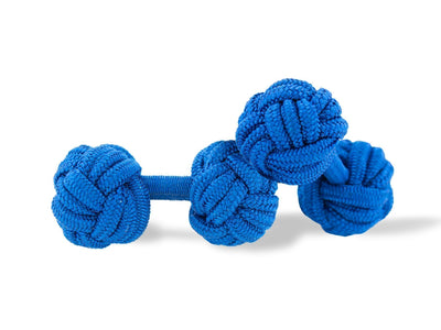 Royal Blue Knot Links