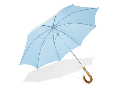 Pale Blue Golf Umbrella