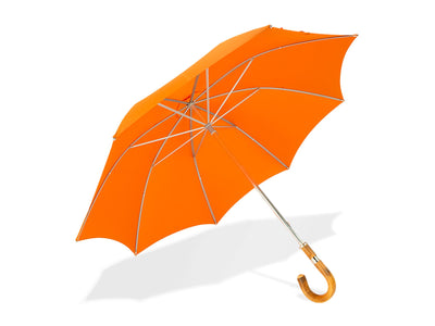 Orange Golf Umbrella