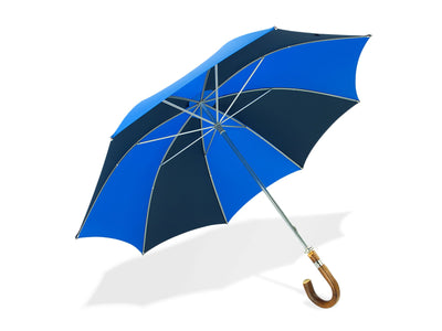 Royal Blue & Navy Golf Umbrella