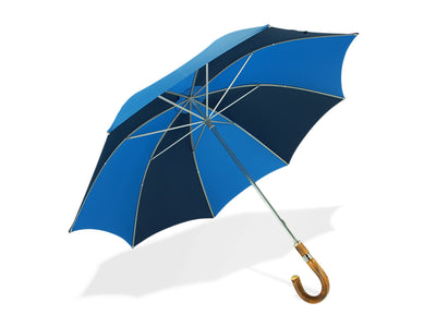 Blue & Navy Golf Umbrella