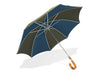 Brown & Navy Golf Umbrella