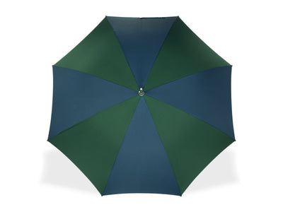 Dark Green & Navy Golf Umbrella