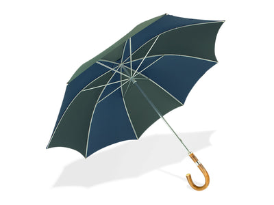 Dark Grey & Navy Golf Umbrella