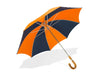 Orange & Navy Golf Umbrella
