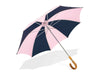 Pink & Navy Golf Umbrella