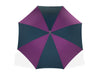 Purple & Navy Golf Umbrella