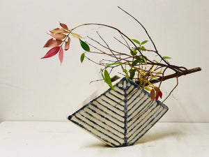 sogetsu ikebana Japanese flower arrangement
