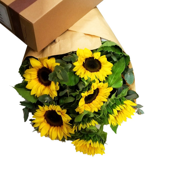 Birthday/sunflowers