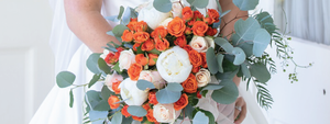 Michelle Nessa Florist Wedding Bouquet