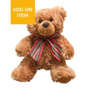 cute and cuddly stuffed bear