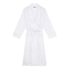 Ladies Plain White Cotton Gown