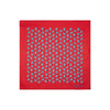 Red Bean 100% Cotton Handkerchief
