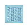 Blue Bean 100% Cotton Handkerchief