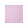 Pink With Small White Pin Dot Spots Silk Handkerchief