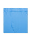 Classic Boxer Shorts in a Plain French Blue Poplin Cotton