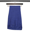 Royal Blue Linen Trousers