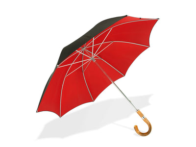 Black & Red Golf Umbrella