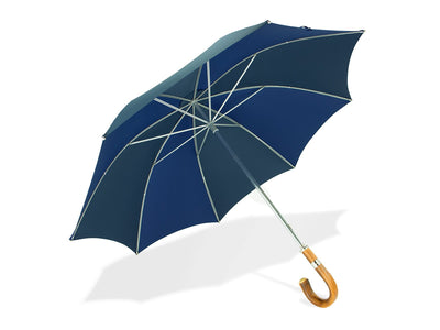 French Navy & Navy Golf Umbrella