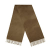 Big Cat Sanctuary Cashmere Scarf In Mink