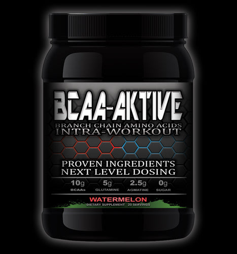 AKTIVE BCAAs