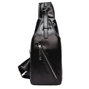 The MESSENGER cross body shoulder bag