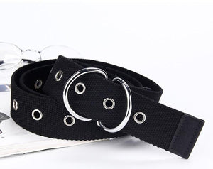 The PUNK canvas belt