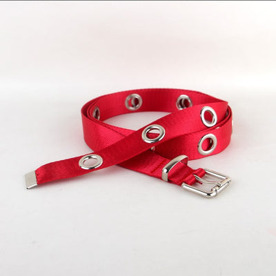 The STUD canvas waist belt