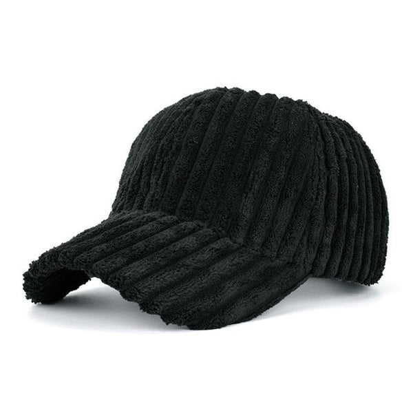 The PRINCE velour corduroy cap