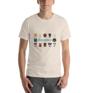 Dog Collection Unisex T-Shirt