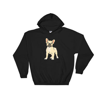 French Bulldog Puppy Hoody - Chipmunks Hub