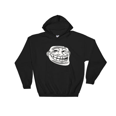 Troll Face Hooded Sweatshirt - Chipmunks Hub