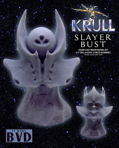 Krull Slayer Bust Model Kit Preorder