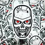 Endoskeleton Sticker