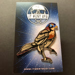 Tally-Hawk Pin