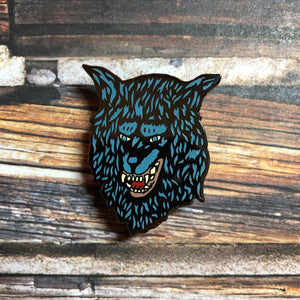 Peachfuzz Pin