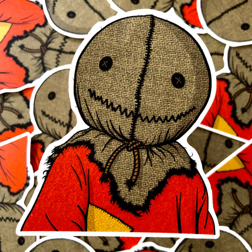 Trick 'r Treat Sam Sticker