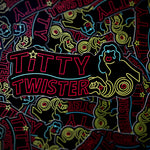 Titty Twister Sticker