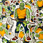 Toxie Sticker