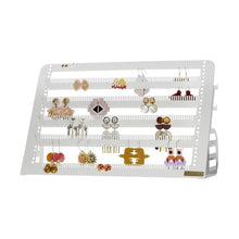 Mega Adjustable Earring and Accessory Stand / WHITE