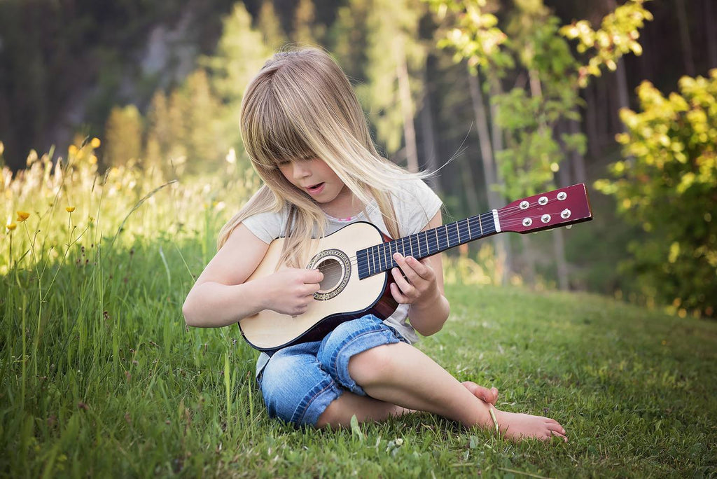 WHY IS IT GOOD FOR KIDS TO LEARN HOW TO PLAY AN INSTRUMENT?