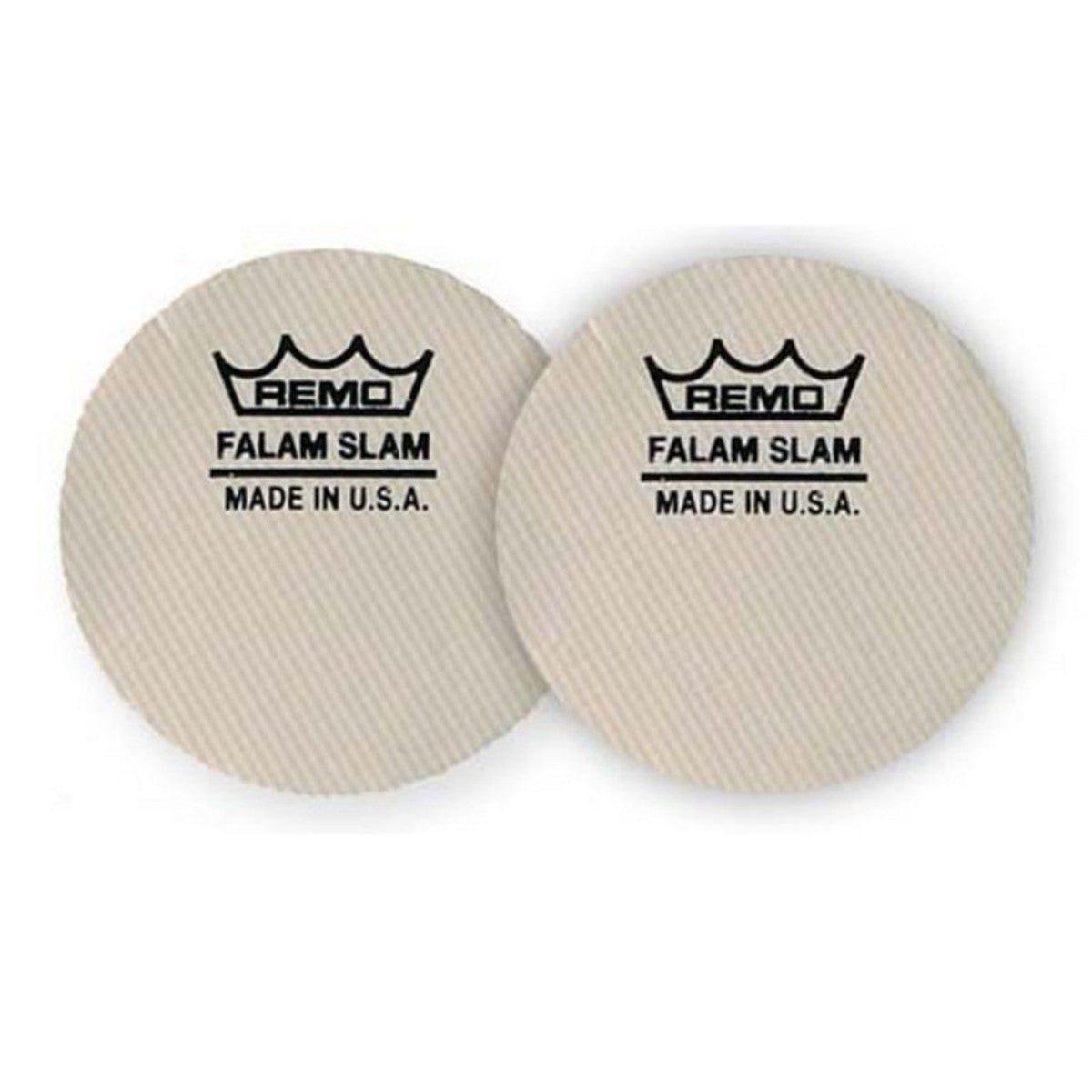 Remo 2.5'' Falam Slam Pads for Bass Drum Head