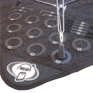 Protection Racket Drum Mat Marker Pack, Numbered