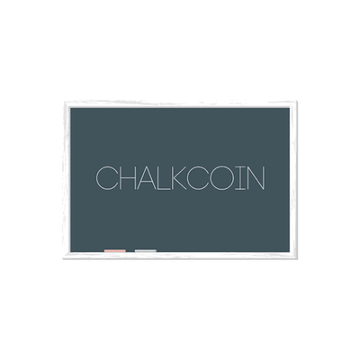 ChalkCoin.com - Brand name domain for sale on NameEstate.com