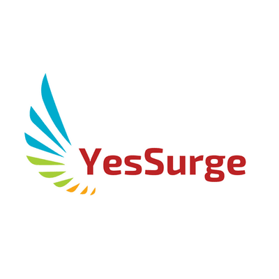 YesSurge.com - Brand name domain for sale on NameEstate.com