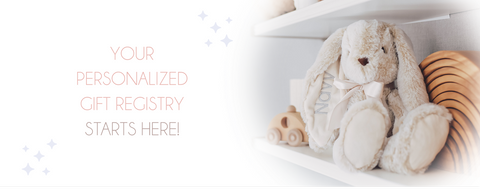 personalized baby registry