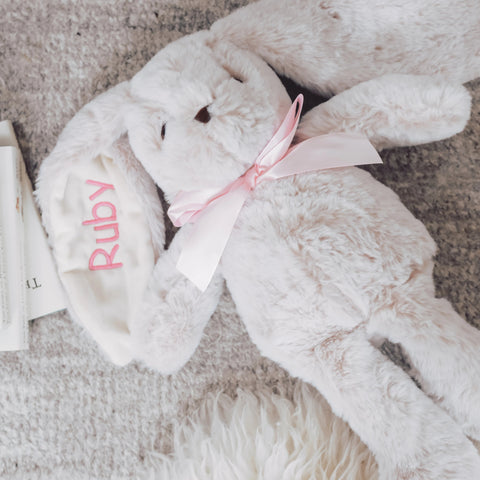 Love Bunny in Blush