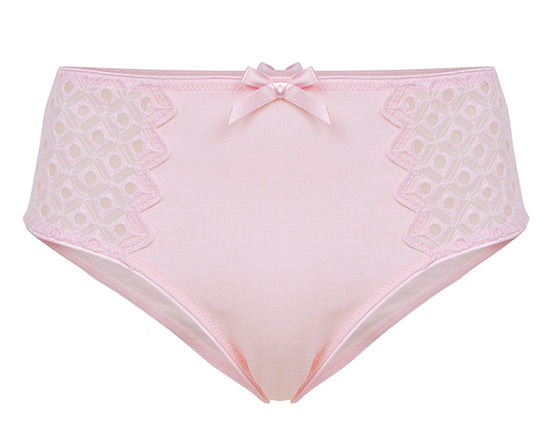 Geo High Waisted Knickers 1