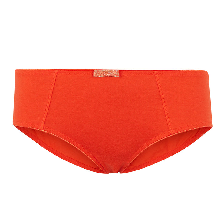 Marly Boyshorts (Fiery Red)